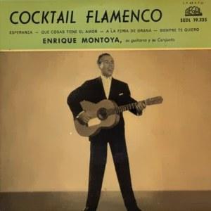 Montoya, Enrique - Regal (EMI)SEDL 19.235