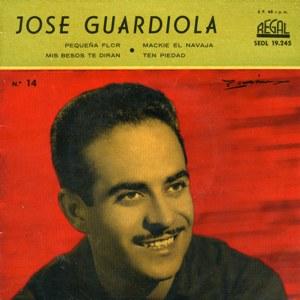 Guardiola, José - Regal (EMI)SEDL 19.245