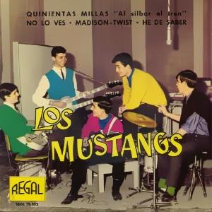 Mustang, Los - Regal (EMI)SEDL 19.302