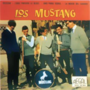 Mustang, Los - Regal (EMI)SEDL 19.306
