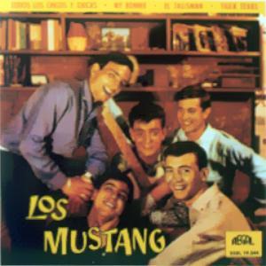 Mustang, Los - Regal (EMI)SEDL 19.344