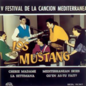 Mustang, Los - Regal (EMI)SEDL 19.347