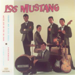 Mustang, Los - Regal (EMI)SEDL 19.350