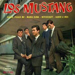 Mustang, Los - Regal (EMI)SEDL 19.354