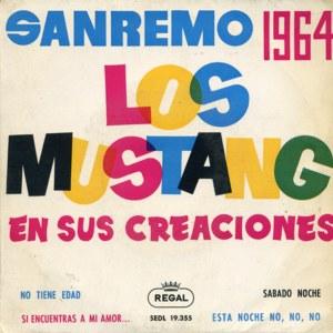 Mustang, Los - Regal (EMI)SEDL 19.355