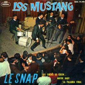 Mustang, Los - Regal (EMI)SEDL 19.390