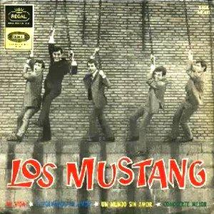 Mustang, Los - Regal (EMI)SEDL 19.411