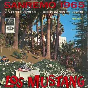 Mustang, Los - Regal (EMI)SEDL 19.427