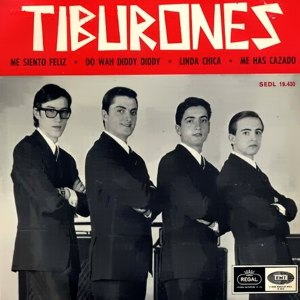 Tiburones, Los - Regal (EMI)SEDL 19.430