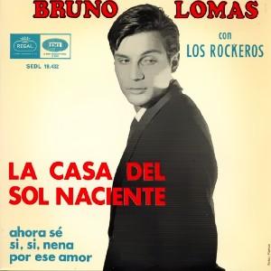 Lomas, Bruno - Regal (EMI)SEDL 19.432