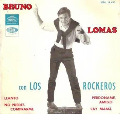 Lomas, Bruno - Regal (EMI)SEDL 19.433