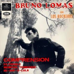 Lomas, Bruno - Regal (EMI)SEDL 19.445