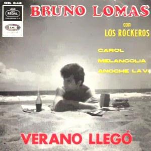 Lomas, Bruno - Regal (EMI)SEDL 19.446