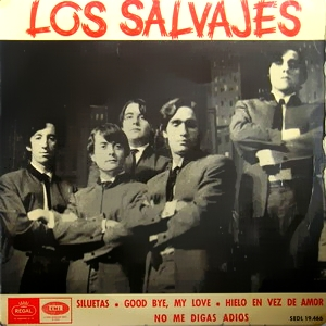 Salvajes, Los - Regal (EMI)SEDL 19.466