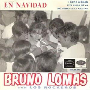 Lomas, Bruno - Regal (EMI)SEDL 19.471