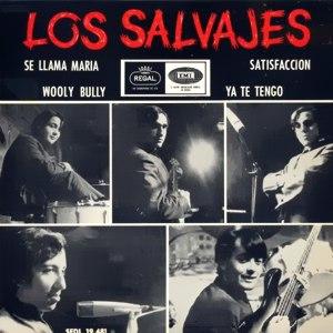Salvajes, Los - Regal (EMI)SEDL 19.481