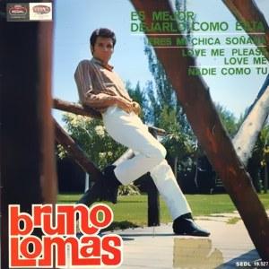Lomas, Bruno - Regal (EMI)SEDL 19.527