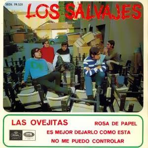 Salvajes, Los - Regal (EMI)SEDL 19.531