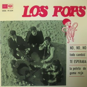 Pops, Los - Regal (EMI) SEDL 19.534