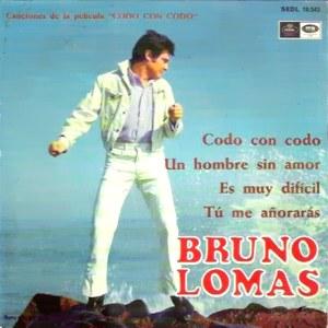 Lomas, Bruno - Regal (EMI)SEDL 19.543