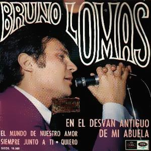 Lomas, Bruno - Regal (EMI)SEDL 19.560