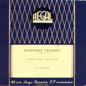 Clooney, Rosemary - Regal (EMI)SEML 34.005