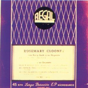 Clooney, Rosemary - Regal (EMI)SEML 34.023