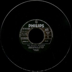 Soulful Dynamics, The - Philips 53 88 420