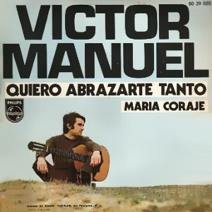 Víctor Manuel - Philips60 29 025