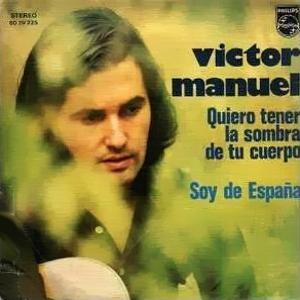 Víctor Manuel - Philips60 29 225