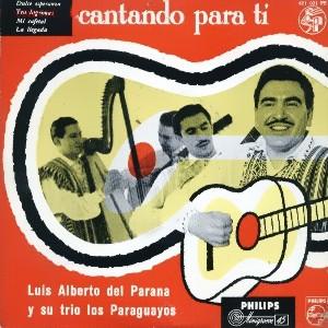 Luis Alberto Del Paraná - Philips421 021 PE