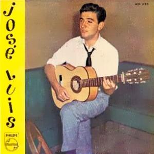 José Luis Y Su Guitarra - Philips421 235 PE