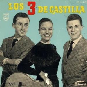 Tres De Castilla, Los - Philips421 244 PE