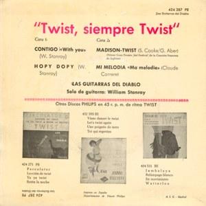 Guitarras Del Diablo, Las - Philips424 287 PE