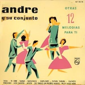 André Y Su Conjunto - Philips427 735 PE