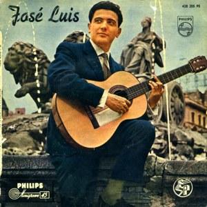 José Luis Y Su Guitarra - Philips428 205 PE