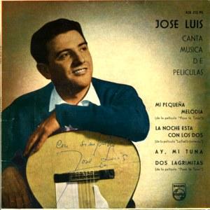 José Luis Y Su Guitarra - Philips428 213 PE