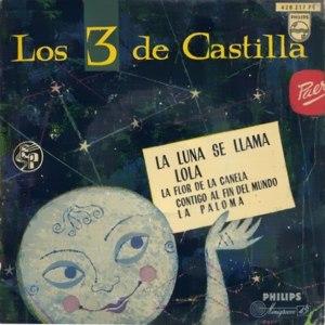 Tres De Castilla, Los - Philips428 217 PE