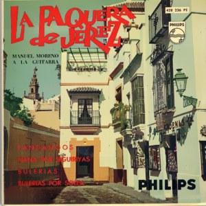 Paquera De Jerez, La - Philips428 236 PE