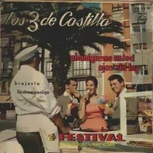 Tres De Castilla, Los - Philips428 253 PE