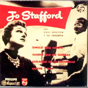 Stafford, Jo - Philips 429 031 BE