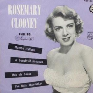 Clooney, Rosemary - Philips429 033 BE