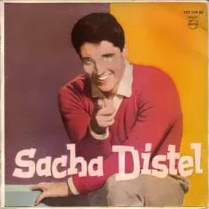 Distel, Sacha - Philips432 349 BE