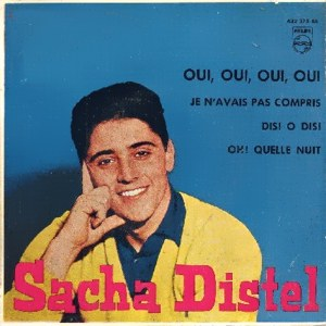Distel, Sacha - Philips432 375 BE