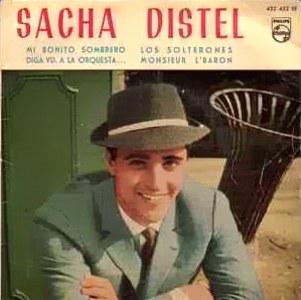 Distel, Sacha - Philips432 452 BE