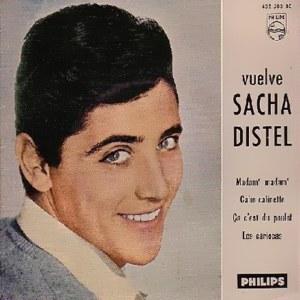 Distel, Sacha - Philips432 583 BE
