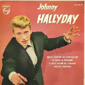 Hallyday, Johnny - Philips432 592 BE