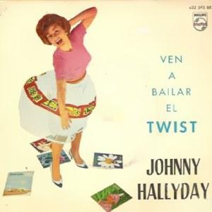 Hallyday, Johnny - Philips432 593 BE