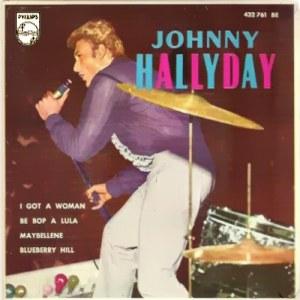 Hallyday, Johnny - Philips432 761 BE