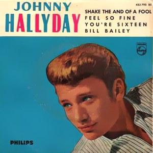 Hallyday, Johnny - Philips432 793 BE